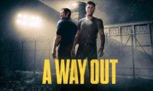 Game Rekomendasi Tahun 2018 A Way Out dari EA
