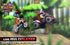 Game Mini Racing Adventures Android Buatan Indonesia Terbaik